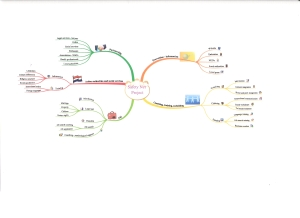 Mind Mapping of the Safety Net Project